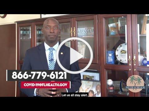 COVID-19 Update | Mayor Wayne Messam 01