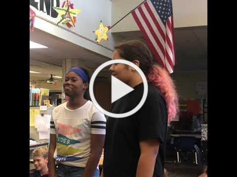 Excellence in DG58: El Sierra sixth graders practice social-emotional learning (Episode 5)