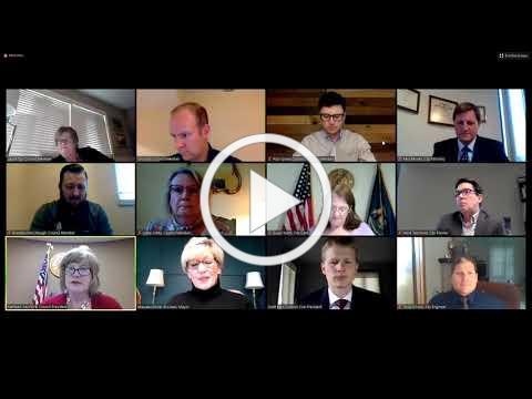 Livonia City Council Regular Meeting - May 11, 2020