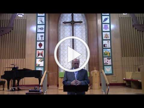 Worship Service 9/13/20