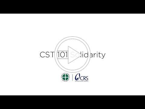 CST 101 | Solidarity