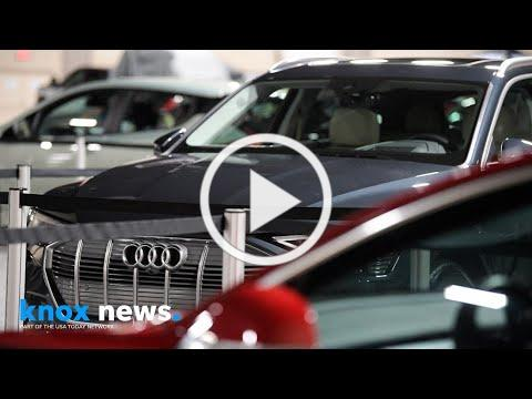 Future of electric cars on display at Knox News Auto Show