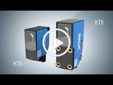 KTS and KTX: The new era of contrast sensors from SICK