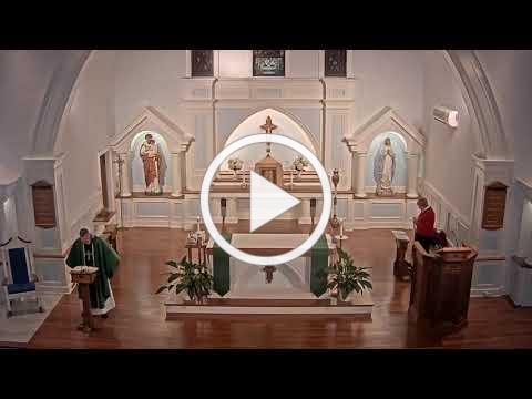 Sts Mary Joseph Collaborative Mass 2 6 21