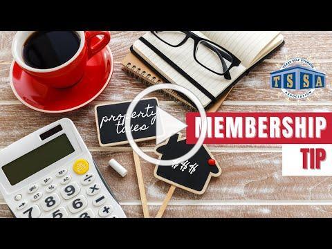 Membership Tip: Property Tax Resources