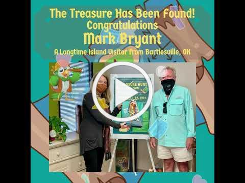 Treasure Hunt Winner