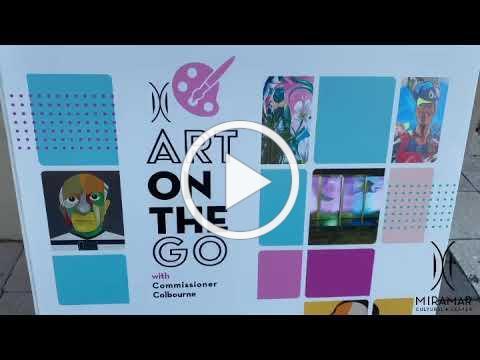 Art on the Go Recap
