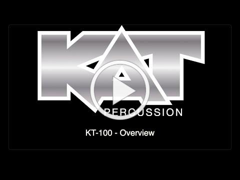KAT Percussion KT-100 Electronic Drum Kit - Overview