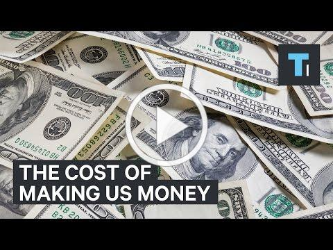 How much money it costs to make money