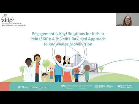 Engagement is Key! SKIP: A Patients-Included Approach to Knowledge Mobilization
