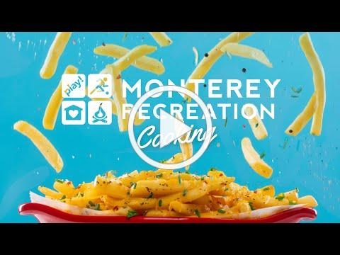 Monterey Recreation Presents: That's Good! Air Fryer Nacho Fries