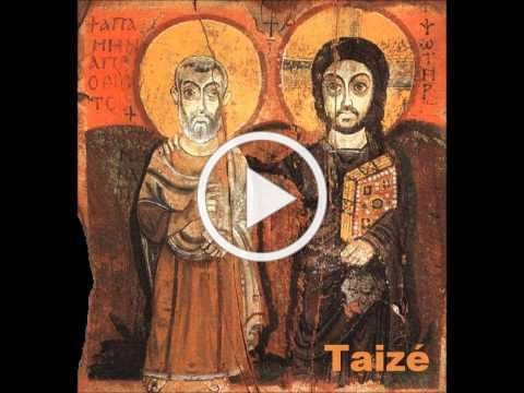 Taizé - Wait for the Lord