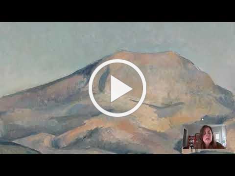 Barnes Takeout: Art Talk on on Paul Cézanne's Mont Sainte-Victoire