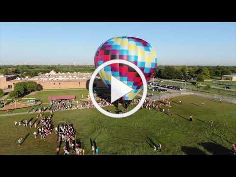 2018 Hot Air Balloon Launch
