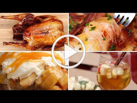 7 Easy Thanksgiving Recipes