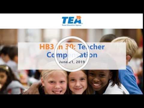 Budget Planning for Teacher Compensation