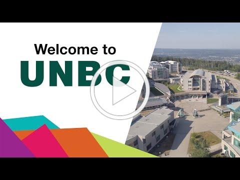Welcome to UNBC