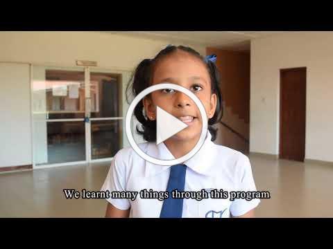 The Ceylon Bible Society (Sri Lanka) - Healing the Wounds of Trauma Children's Camp Interview