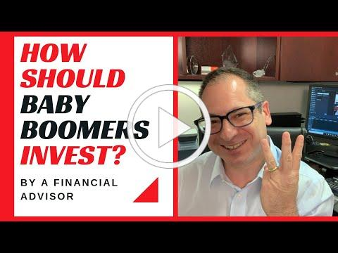 How should baby boomers invest?