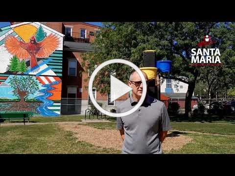 Santa Maria #GivingTuesday Celebration Video #1 - John Crompton, Santa Maria Donor