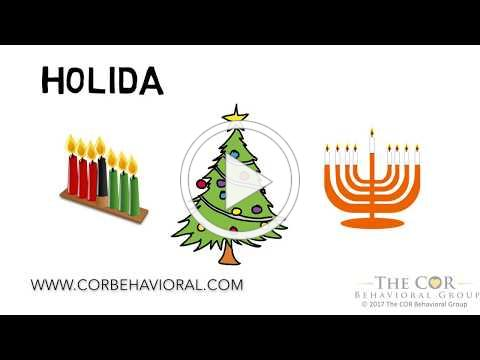COR Behavioral: Holiday Tips & Tricks for Kids with (and without) Special Needs