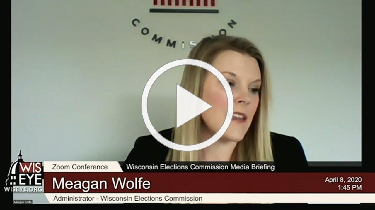 WisEye Morning Minute: WEC Administrator on Absentee Ballot Mailing Irregularities
