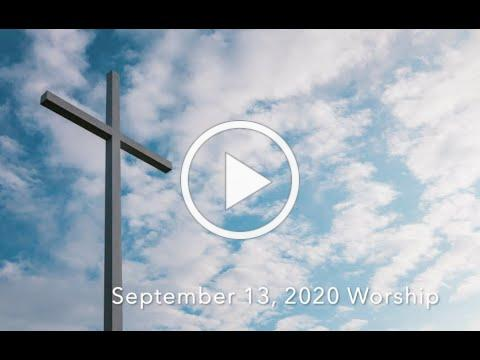 September 13, 2020 11am Worship at Norcross First United Methodist Church