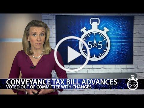 CTR.tv presents 5 in 5 - 4/5/2021