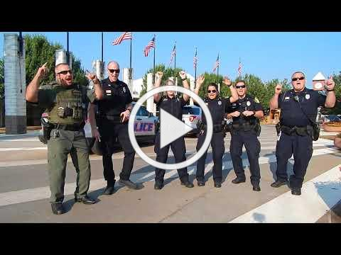Perry Police Department Lip Sync Challenge