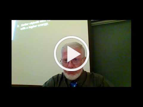 Lifelong Learning: Dr. Bob Sadler