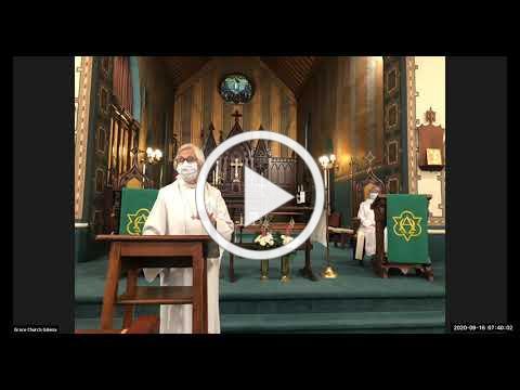 Grace Galena Holy Eucharist 9 16 20