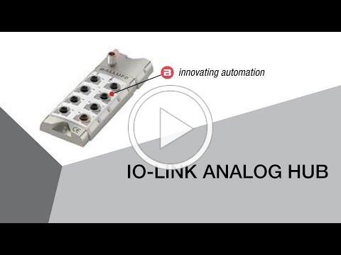 IO-Link Analog Hub