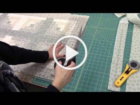Jordan Fabrics Quick Method for Binding