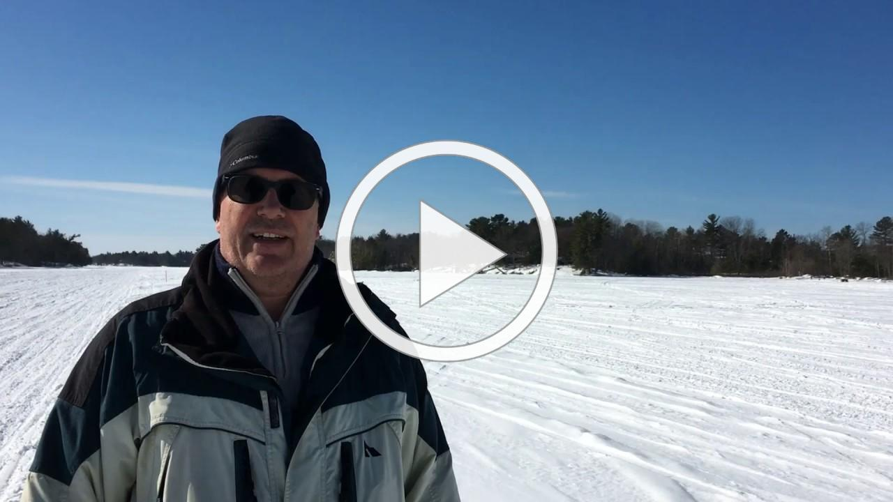 February greetings from FOCA's Terry Rees, from waterfront Ontario (2020)