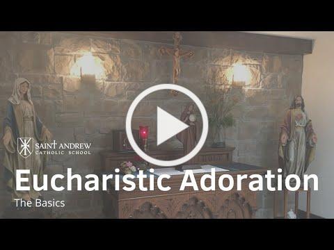Eucharistic Adoration | The Basics