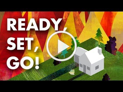 CAL FIRE's Ready Set Go Video