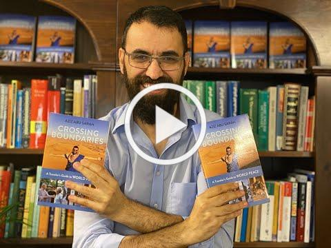 Book Release! Crossing Boundaries: A Traveler's Guide to World Peace