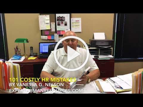 101 Costly HR Mistakes Testimonial Video