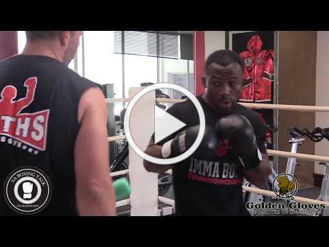 Fight Preview - Thabiso Mchunu vs Thomas Oosthuizen