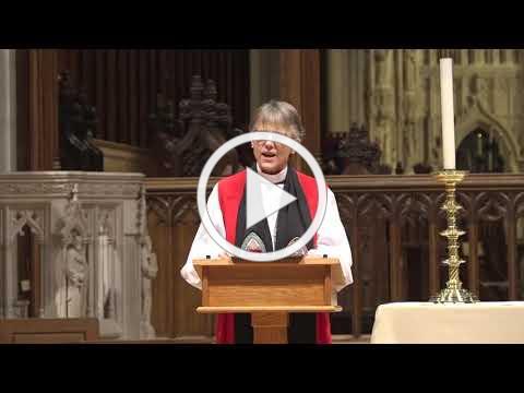 Bishop Budde and Dean Hollerith on Election Violence