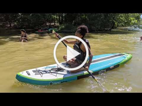 Outdoor Chattanooga | Paddling at Harrison Bay State Park