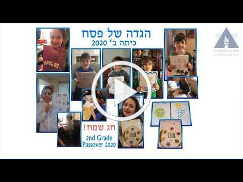 Virtual Pesach Seder 1080p