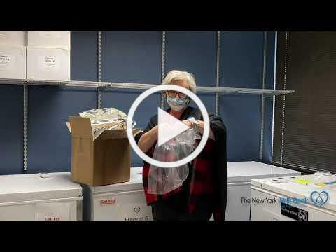 How To Pack Your Donor Box