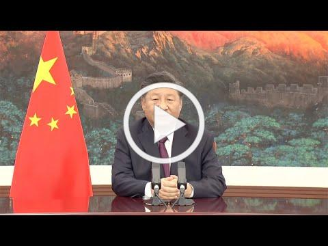Full Video: Xi Jinping delivers speech at CIFTIS 2020 Global Trade in Services Summit