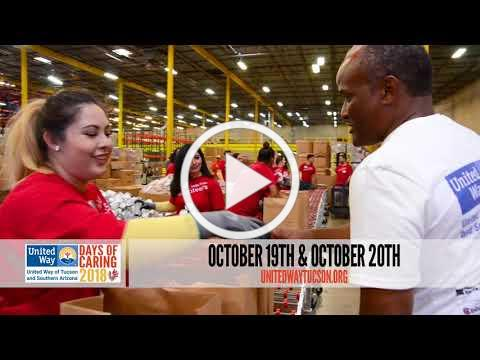 United Way's 19th Annual Days of Caring PSA