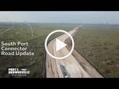 South Port Connector Road Update