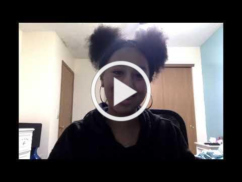 CA Dream Readers | Alexis -- I Love My Hair