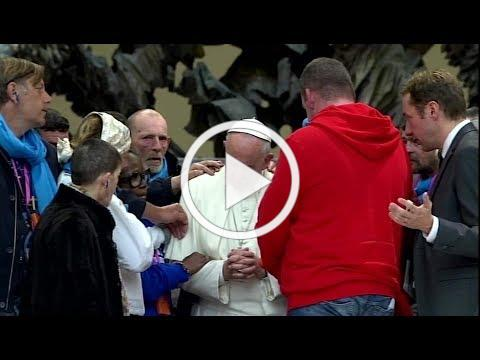 Pope Francis presents World Day of the Poor