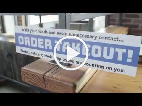Amherst Chamber/Spectrum Reach PSA: Order Takeout!