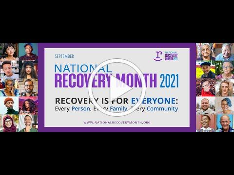 MACS Celebrates Recovery Month 2021
